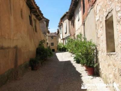 Villa Conventual y Cortesana de Lerma; la acebeda;la panera el espinar